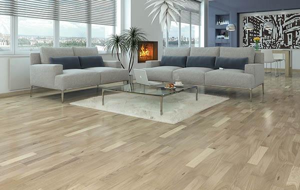 Dubová laminátová podlaha