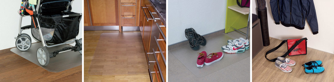 Washer to protect your floor coverings