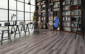 SPC rigid vinyl podlaha. Dekor winrgd-1064
