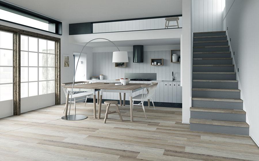 Vinylová podlaha - kuchyně